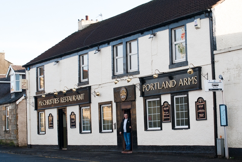 Portland Arms and McChristies