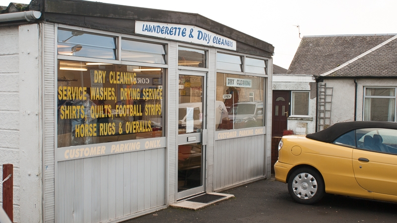 Launderette & Dry Cleaners