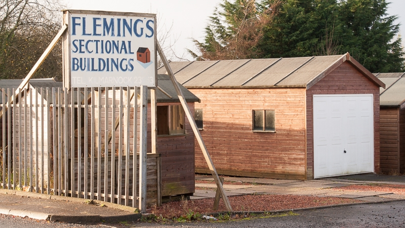 Flemings Timber Buildings